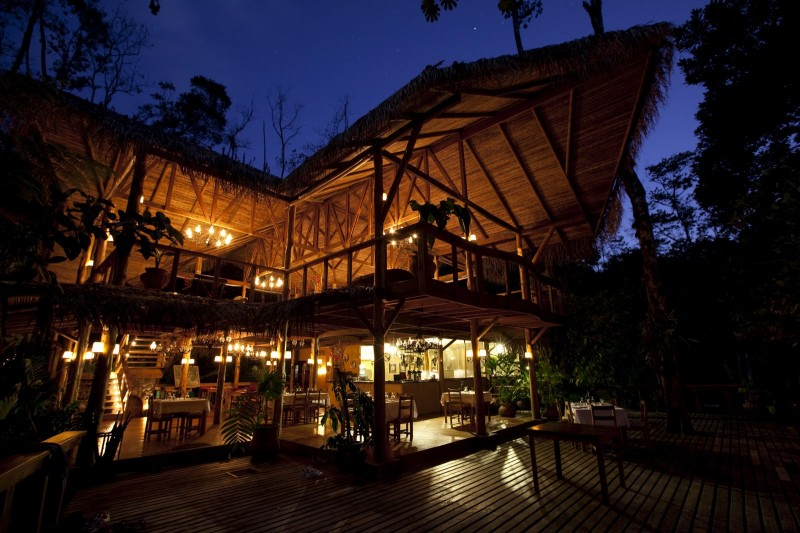 Pacuare Lodge Restaurant and Lounge
