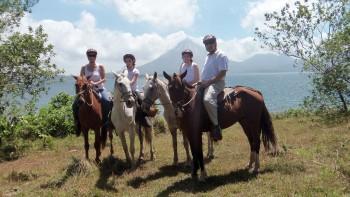 Family Horseback